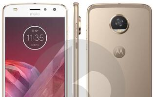 Moto leaks images of the Moto Z2 Play smartphone