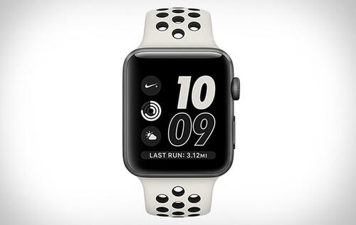 Apple and Nike announce new limited edition Apple Watch NikeLab