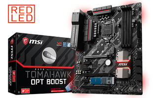 MSI's new 'OPT BOOST' motherboards will come bundled with a 16GB Intel Optane Memory module