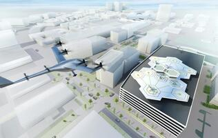 Uber wants to deploy flying taxis by 2020