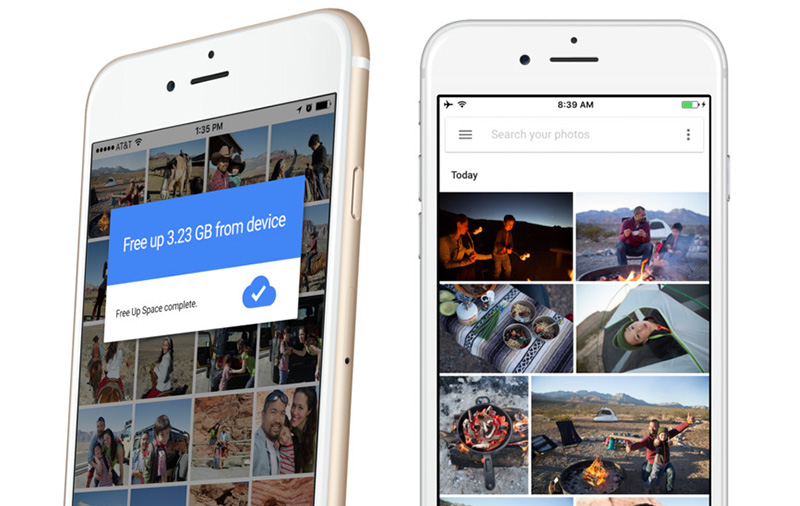 Google Photos for iOS can now send your photos and videos to your TV over AirPlay