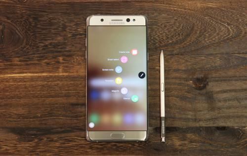 Samsung to start selling refurbished Note7 in Korea by end June