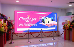 Challenger's new flagship stores opens this weekend at Bugis Junction