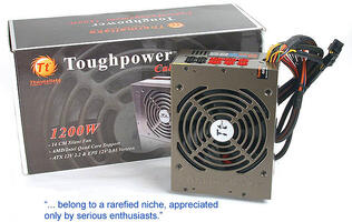 First Looks: Thermaltake Toughpower 1200W PSU