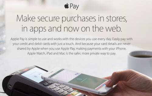Peer-to-peer payment for Apple Pay could be available this year