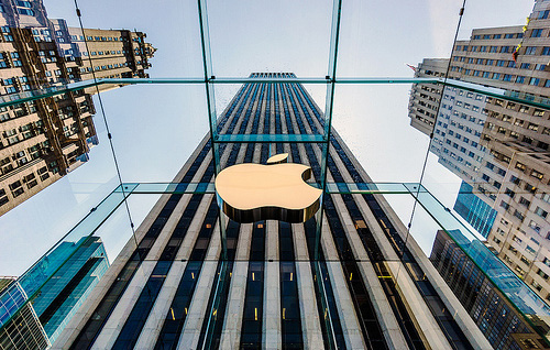 Apple's cash reserves swell to over US$250 billion