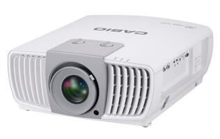 Casio's XJ-L8300HN is a 5,000-lumen 4K projector designed for large venue display applications