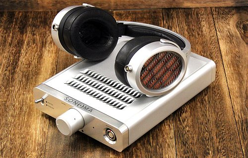 Sonoma Model One: A revolutionary electrostatic headphone system