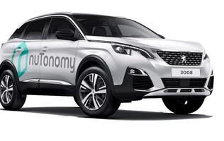 Peugeot to begin testing autonomous cars in Singapore this year
