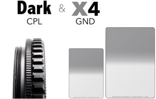 Breakthrough Photography has just released the world's first tempered glass GND and ND filter