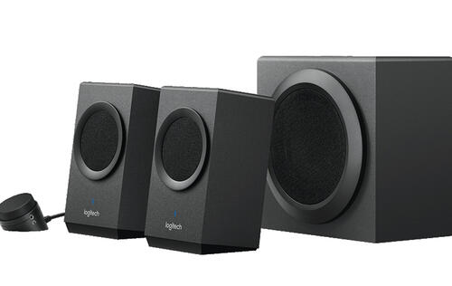Logitech Z337 wireless desktop speakers with subwoofer is available now