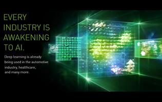 Surge in AI expertise forecast spurs NVIDIA to train 100,000 developers in Deep Learning by 2017