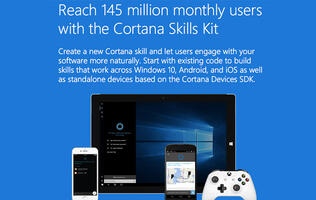 Microsoft partners with HP and Intel to create Cortana-enabled devices and reference platforms
