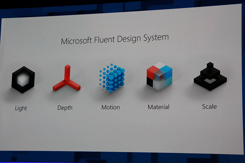 Microsoft Fluent Design System Is The Design Language Guiding Windows 10 S New Look And Feel Hardwarezone Com Sg