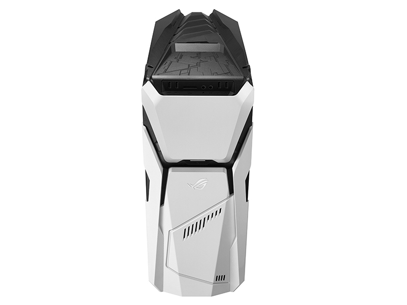 In pictures: The ASUS ROG Strix GD30 is an upgradeable desktop dressed like a stormtrooper