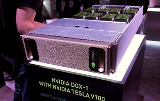 NVIDIA supercharges DGX-1 supercomputer with Volta, bumps it to US$149,000 and debuts DGX Station at half the price