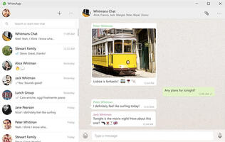 WhatsApp desktop app coming to the Windows Store