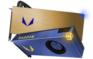 The AMD Radeon Vega Frontier Edition is the first Vega GPU, but it's targeted at AI researchers