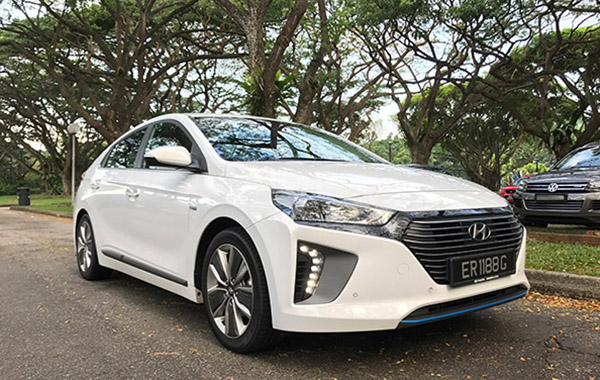 Weekend Drives: Hyundai Ioniq - What's the fuel consumption of a hybrid like?