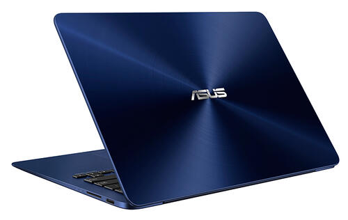 The ASUS ZenBook UX430 is a svelte 14-inch notebook with dedicated NVIDIA graphics
