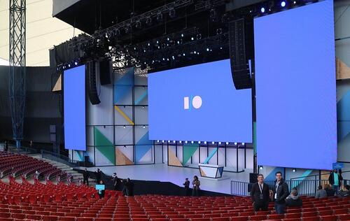 Google I/O 2017 - Live updates from the Keynote!