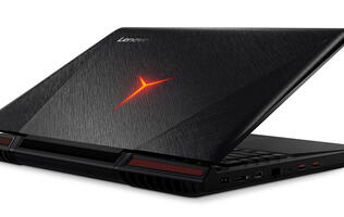 Lenovo enters serious gaming territory with the 17.3-inch Legion Y920 laptop
