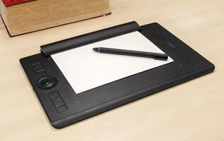 First looks: Wacom Intuos Pro (2017) Paper Edition lets you digitize paper drawings