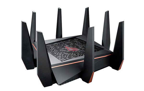 ASUS ROG Rapture GT-AC5300: The gamers' router