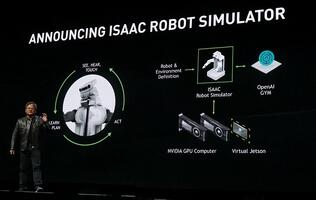 Conventional robot training not fast enough? NVIDIA's robot simulator, Isaac, will make it faster and safer!
