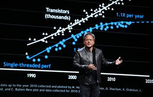 Highlights from NVIDIA's GPU Technology Conference 2017: Powering the AI revolution