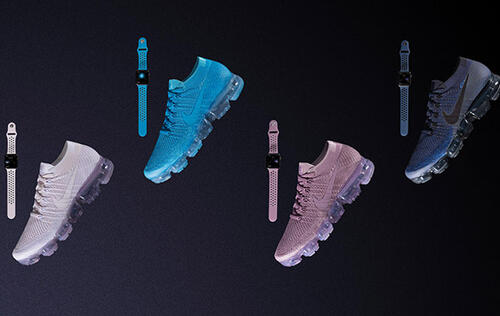 Nike releases four new sports bands for the Apple Watch