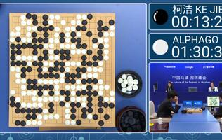 Google's AlphaGo AI just beat the number one ranked Go player in the world