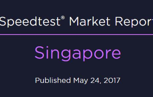 Ookla's latest Speedtest report reveals the fastest ISP and telco in Singapore