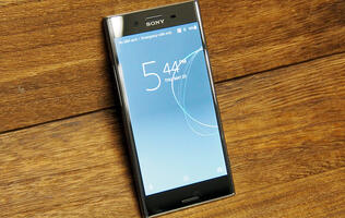 In pictures: The Sony Xperia XZ Premium with its 4K HDR display