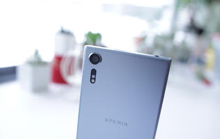 Watch 960fps slow motion footage shot with the Sony Xperia XZs