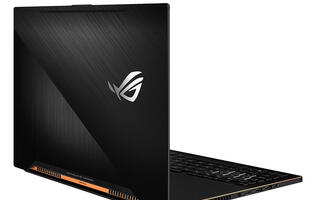The ASUS ROG Zephyrus is the slimmest laptop yet to feature a 120Hz screen and an NVIDIA GeForce GTX 1080