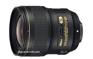 Pictures of Nikon's next three lenses leaked