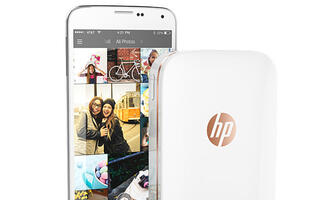Liberate your photos from your phone with HP's new pocket-sized Sprocket Photo Printer