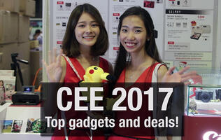 CEE 2017: Freshest gadgets, hottest deals!
