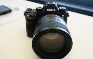 Hands on with the Sony A9, a pro mirrorless camera with a full-frame stacked CMOS sensor