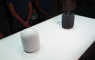 Apple announces new HomePod smart speakers