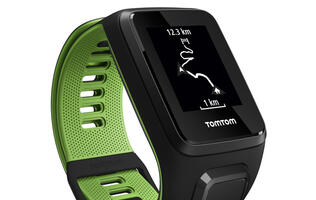 New TomTom Runner 3 wearables now include route exploration