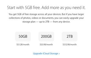 Apple's 2TB iCloud storage option is cheaper now