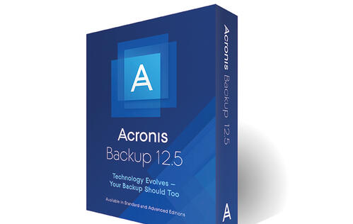 Acronis Backup 12.5 wants to be the do-it-all backup solution for businesses
