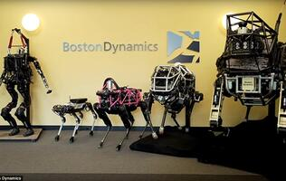 Google agrees to sell Boston Dynamics to SoftBank