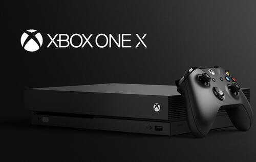 Xbox One X to launch on 7th November at S$699