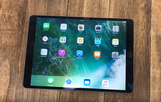 A quick look at the new 10.5-inch iPad Pro