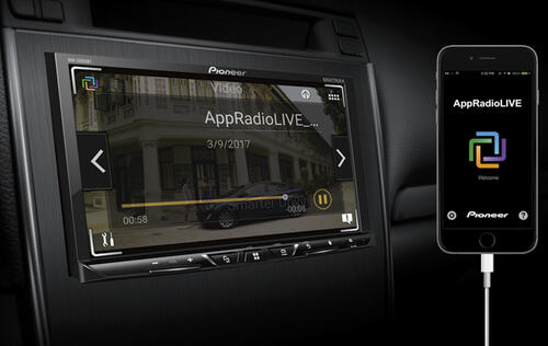 Level-up your in-car entertainment with Pioneer's latest Z-series receivers