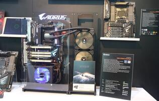 Gigabyte @ Computex 2017: X299 Aorus motherboards, Killer xTend, Brix VR machines and more