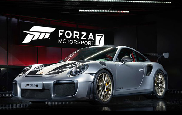 Porsche unveils new 911 GT2 RS at E3